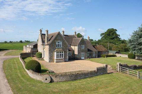 5 bedroom farm house for sale - Foxholes Farm, Titchmarsh