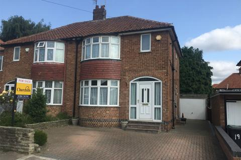 2 bedroom semi-detached house for sale - Almsford Drive, Acomb, York