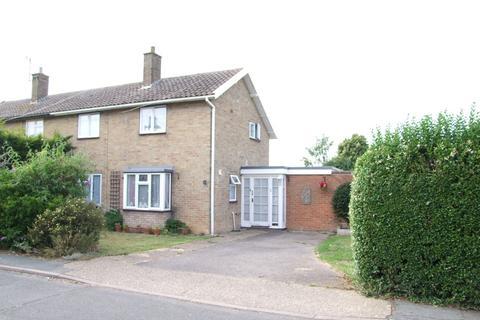 2 bedroom end of terrace house for sale - Seaward Avenue, Leiston