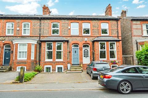 4 bedroom terraced house for sale - Victoria Road, Hale, Cheshire, WA15