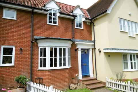 3 bedroom terraced house to rent - Deacons Close, Lavenham