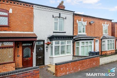 2 bedroom terraced house for sale - Clarence Road, Harborne, B17
