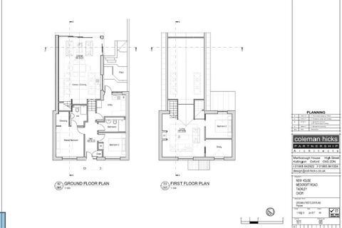 Plot for sale - Building Plot Located Between, 32 & 36 Medcroft Road, Tackley, Kidlington, OX5