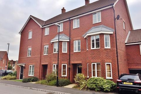 4 bedroom townhouse to rent - Shropshire Drive, NEW STOKE VILLAGE, COVENTRY CV3