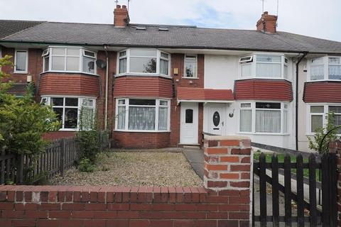 4 bedroom terraced house to rent - Willerby Road, Hull, HU5 5JT