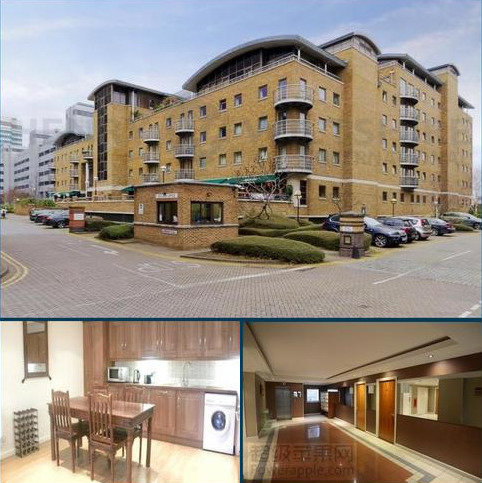 2 bedroom apartment for sale - Meridine Place , Canary Wharf, London E14