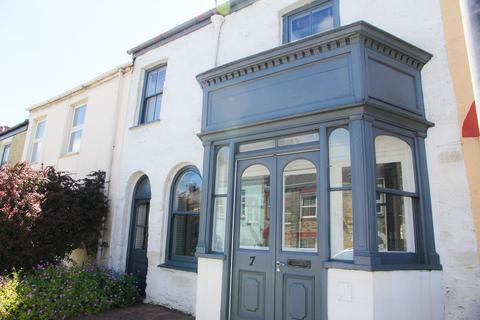 2 bedroom terraced house to rent - 7 Richmond Hill, Truro, TR1 3HS