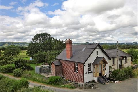 2 bedroom semi-detached house for sale - Moat Lane Crossing, Moat Lane, Caersws, Powys