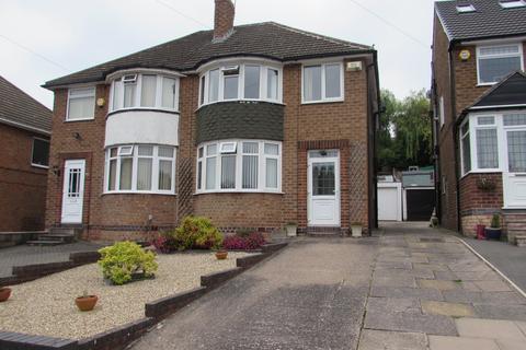 3 bedroom semi-detached house for sale - Eden Road, Solihull