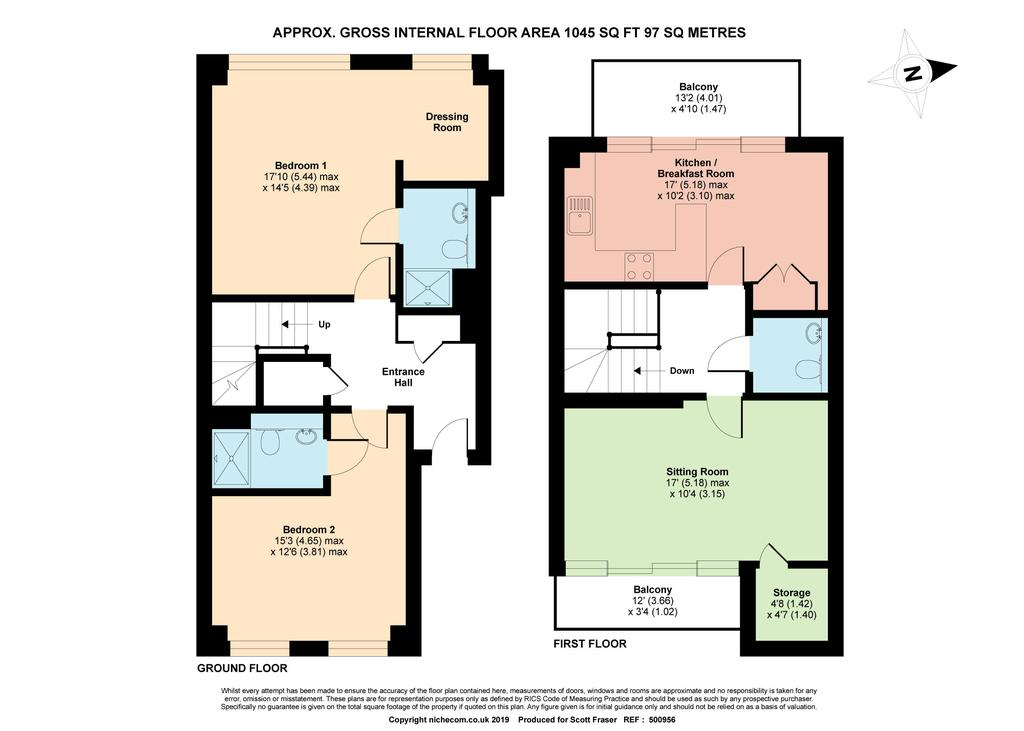 Floorplan 4 of 4: Floorplan D