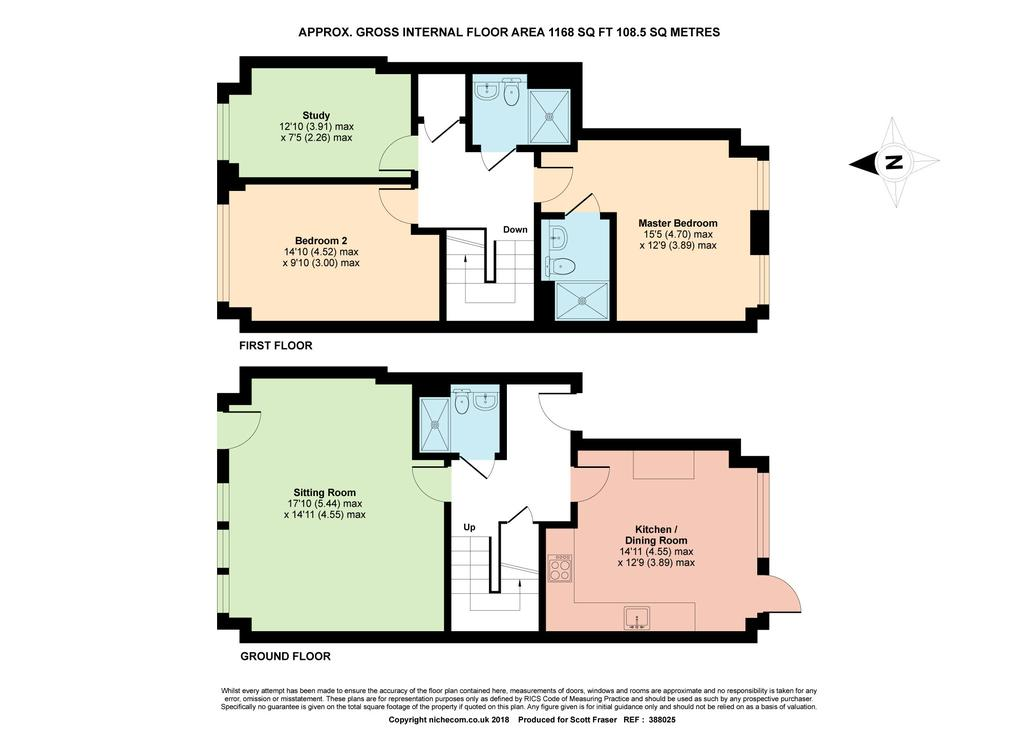 Floorplan 2 of 4: Floorplan B