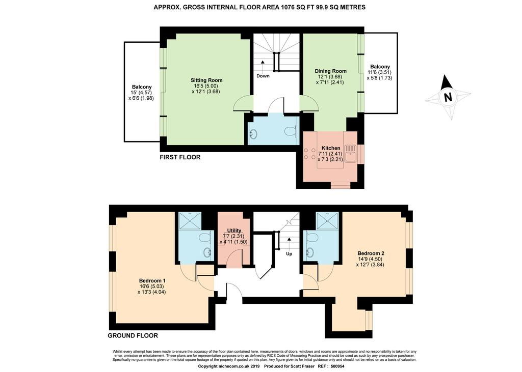 Floorplan 3 of 4: Floorplan C