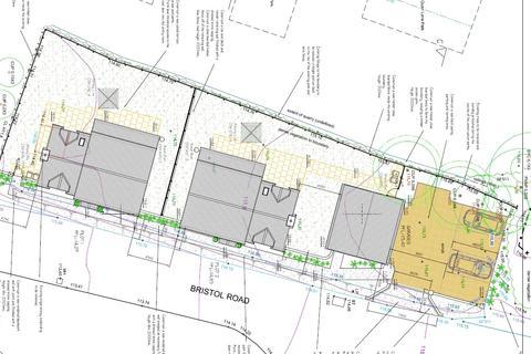 3 bedroom detached house for sale - New Development At, Bristol Road, Sherborne, Dorset, DT9