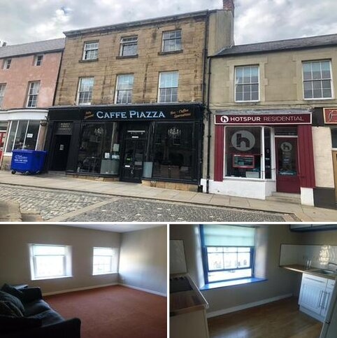 1 bedroom flat to rent - Market Cross Maisonettes, Market Place, Alnwick