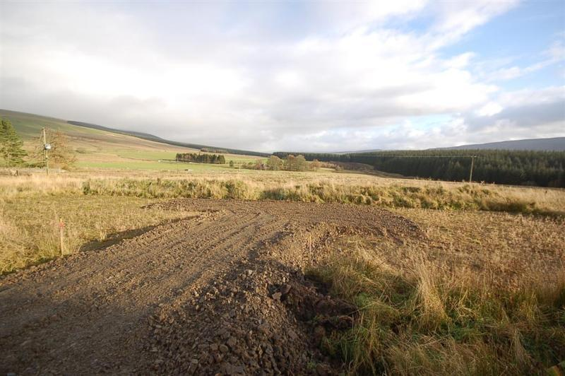 Land Commercial for sale in Plot 1, Steele Road, Newcastleton, Scottish Borders, TD9
