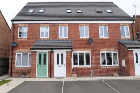 3 bedroom townhouse to rent - Kirkharle Crescent, Ashington, Three Bedroom Terraced Town House