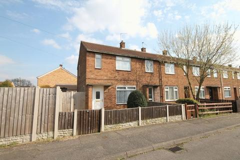 3 bedroom end of terrace house for sale - Rodsley Crescent, Littleover, Derby