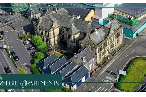 1 bedroom apartment for sale - The Carnegie Apartments, Inglis Street, Dunfermline, KY12 7AX