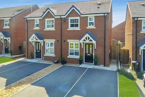 3 bedroom semi-detached house for sale - Hawthorn Close, Shavington