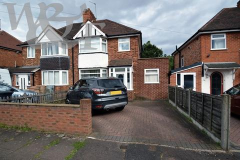 3 bedroom semi-detached house for sale - Silverdale Road, Erdington, Birmingham