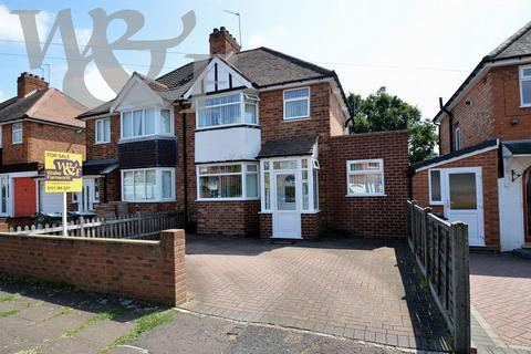 3 bedroom semi-detached house for sale - Silverdale Road, Erdington, Birmingham