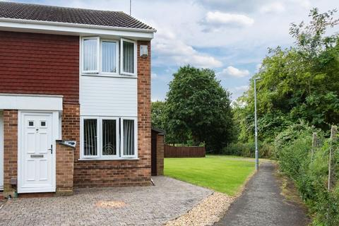 2 bedroom end of terrace house for sale - Upper Abbotts Hill, Aylesbury