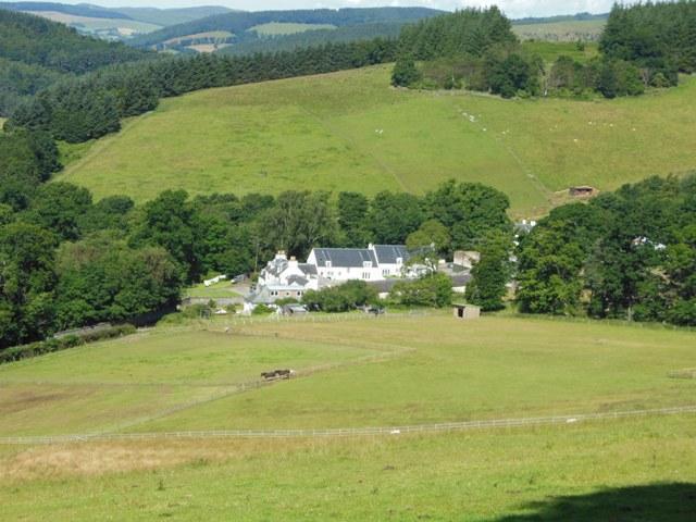 3 Bedrooms Terraced House for sale in House Type K, Glenormiston Estate, Innerleithen, Scottish Borders, EH44