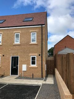 2 bedroom terraced house to rent - Fennel Way, Morpeth, NE61 3FG