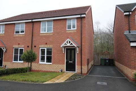 3 bedroom semi-detached house to rent - The Horseshoes