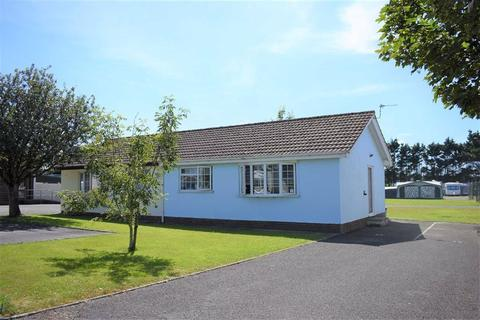 2 bedroom chalet for sale - Gower Holdiay Village, Scurlage, Swansea