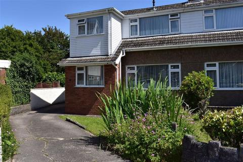 4 bedroom semi-detached house for sale - Lundy Drive, West Cross, Swansea