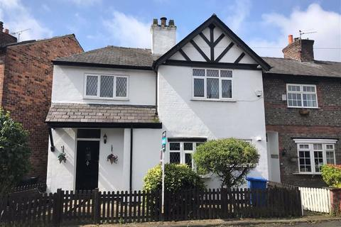 3 bedroom end of terrace house for sale - Church Lane, Sale