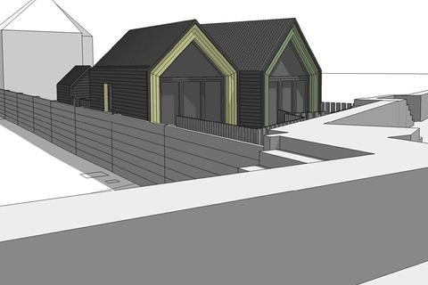 Plot for sale - Shipyard Alley, Island Wall, Whitstable