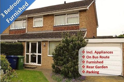 3 bedroom house to rent - Ashvale, Cambridge