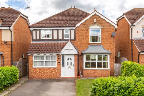 4 bedroom detached house for sale - Town End Gardens, Wigginton, York, YO32