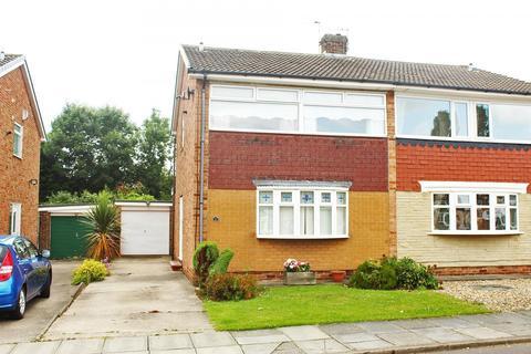 3 bedroom semi-detached house for sale - Ashton Road, Norton, TS20