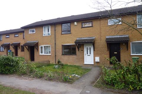 2 bedroom terraced house to rent - The Boundary, Oldbrook, Milton Keynes MK6