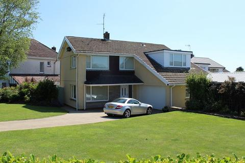 4 bedroom detached house for sale - Caswell Drive, Caswell, Swansea, City & County Of Swansea. SA3 4RJ