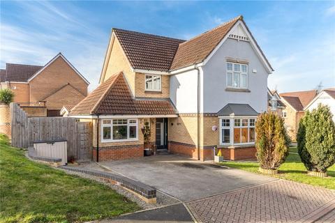 4 bedroom detached house for sale - Cranesbill Close, Killinghall, Harrogate, North Yorkshire