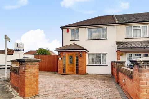3 bedroom end of terrace house for sale - Kingsbridge Road, Norwood Green
