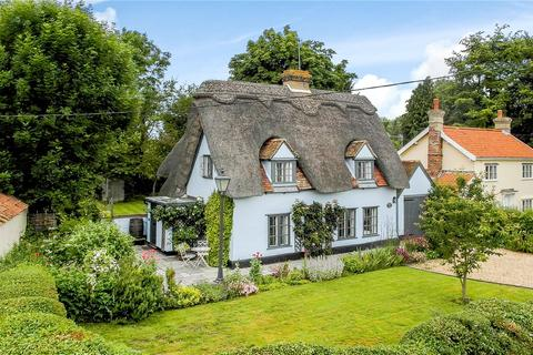 3 bedroom detached house for sale - Ashwell Road, Newnham, Baldock, Hertfordshire