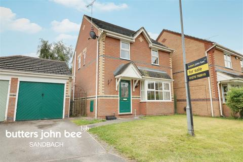 3 bedroom detached house for sale - Byron Close