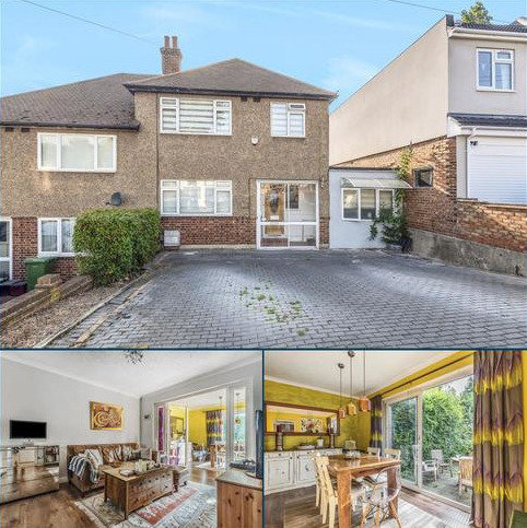 4 bedroom semi-detached house for sale - Midhurst Hill Bexleyheath DA6