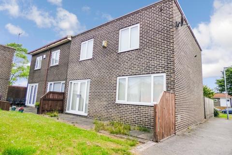 3 bedroom semi-detached house to rent - Trevelyan Place, Peterlee, Durham, SR8 2NL