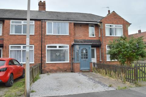2 bedroom terraced house to rent - 95 Cherry Tree Lane, Beverley