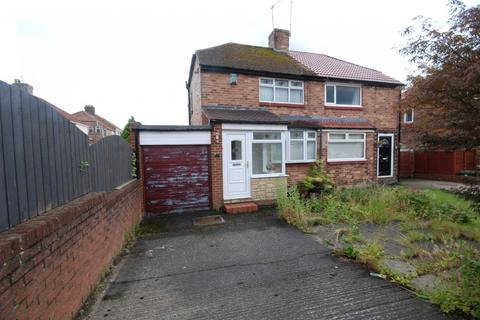 2 bedroom semi-detached house for sale - Mitford Gardens, Lobley Hill