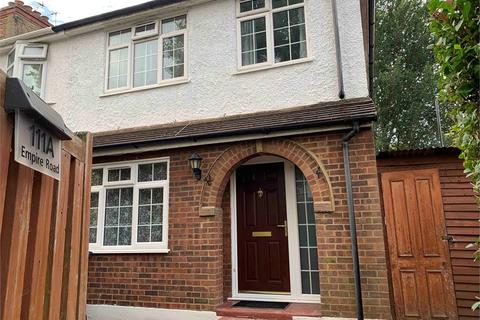 3 bedroom end of terrace house to rent - Empire Road, Perivale, Greenford, Greater London
