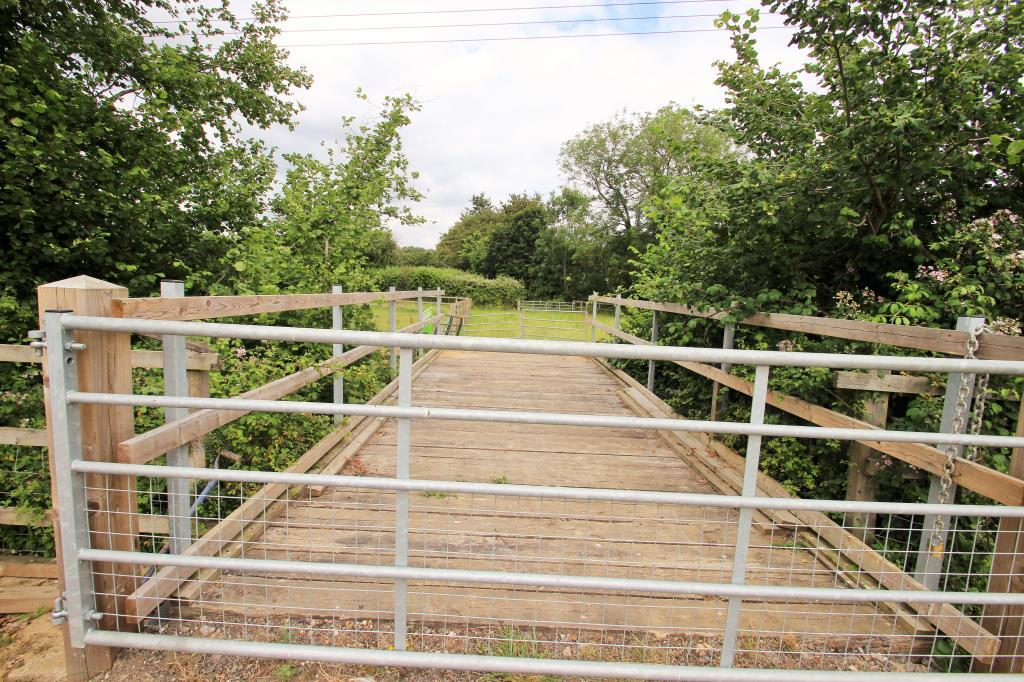 Bridge To Further Paddocks