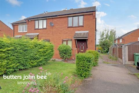 2 bedroom semi-detached house for sale - Alundale Road, Winsford