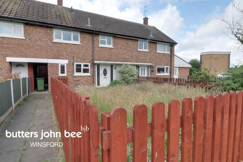 3 bedroom semi-detached house for sale - Saxon Crossway, Winsford